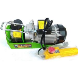 Electropalan / Macara electrica PROCRAFT TP250 125/250 Kg , 540W0