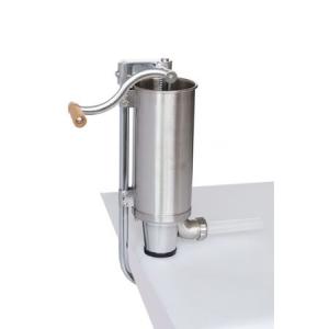 Masina de umplut carnati VERTICAL 4 kg Micul Fermier (YG-2008C) din INOX [1]