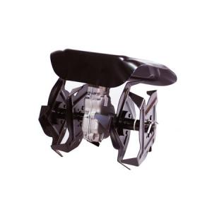 Cultivator pentru motocoasa, 26mm - 9 caneluri, compatibil la tija 26 mm si 9 caneluri [2]