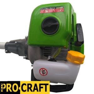 Motocoasa PROCRAFT 4350, 6 CP ,58CC cu 5 accesorii, 4 moduri de taiere, Motocositoare Profesionala [5]