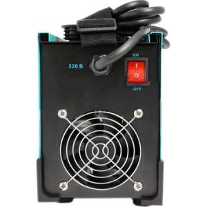 Aparat de sudura MMA-160 DETOOLZ, putere absorbita 8,1 kVA, eficenta 80%, diametru electrod 1,6-5mm7