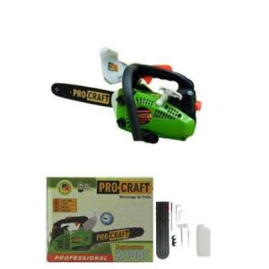 Drujba de constructi ProCraft K300SP+, 1.5CP, Motofierastrau pe benzina,2 timpi, lama 30 cm, accesorii incluse [1]