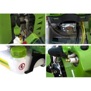 Motocoasa PROCRAFT T4200, 5.7 CP, 4200 W, 9000 rpm, cu 5 accesorii + Accesoriu de drujba pentru taiat la inaltime6