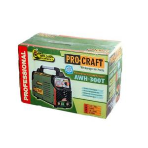 Invertor de sudura PROCRAFT AWH 300T - MMA Germany + Masca Sudura ProCraft SHP90-30 Automata9