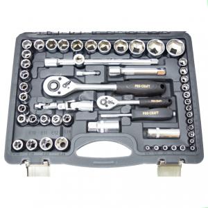 Trusa cu chei tubulare Procraft WS-108 piese3
