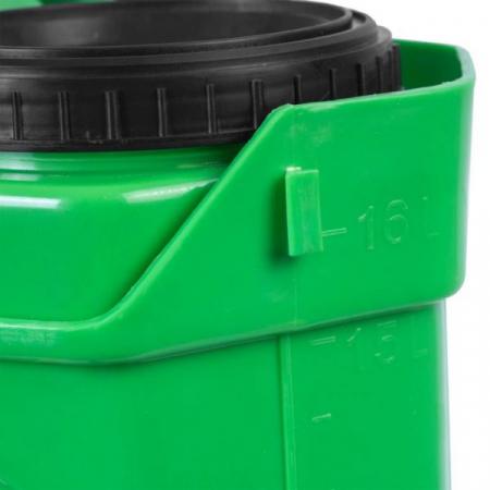 Vermorel electric cu acumulator / Pompa de stropit electrica Pandora 16 L, 5,5 bari1