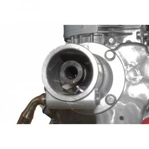 Vibrator pentru beton cu motor pe benzina EY20, 1.8KW, 4000RPM, LANCE 40CM, FURTUN 5.5M5