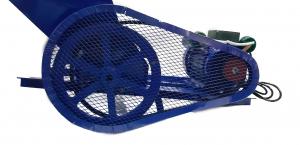 Zdrobitor de fructe electric Micul Fermier 500 kg/h, 1.1 kw, 1400 rpm3