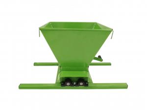 Zdrobitor de struguri manual 350KG, 25L, BULGARIA, Verde2