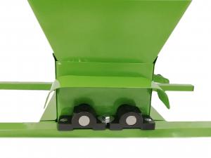 Zdrobitor de struguri manual 350KG, 25L, BULGARIA, Verde1