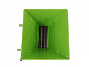 Zdrobitor de struguri manual 350KG, 25L, BULGARIA, Verde5