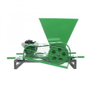 Zdrobitor Electric de Fructe si Legume, capacitate maruntire 200KG/H, putere motor 750W3