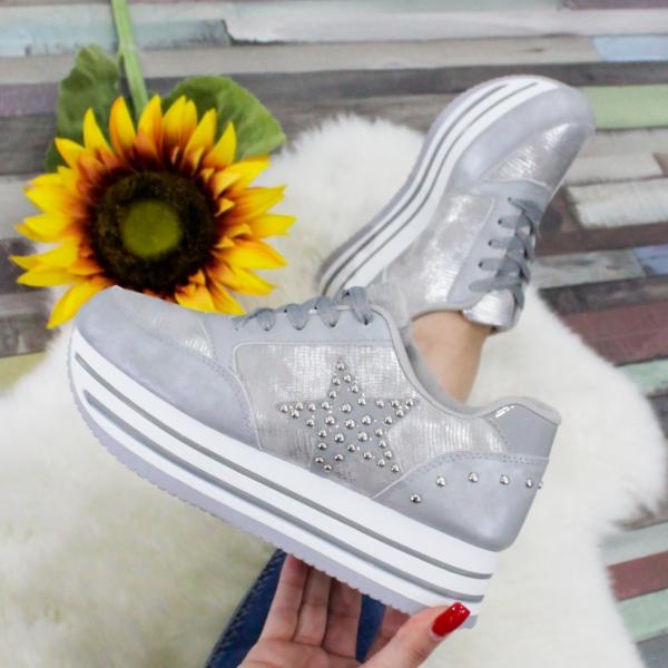 Adidasi Grey 1