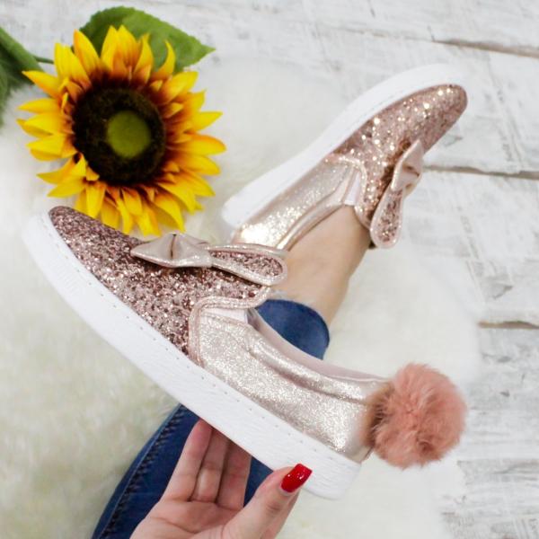 Adidasi Sweet Shoes Gold 1