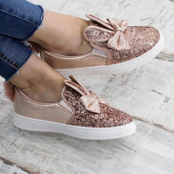 Adidasi Sweet Shoes Gold 0