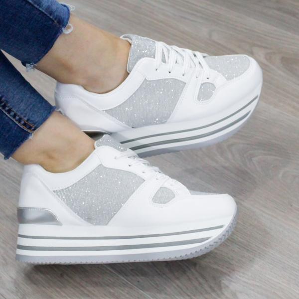 Adidasi Mix Feel Whity 0