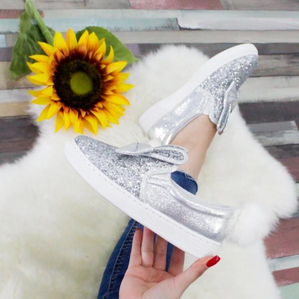 Adidasi Sweet Shoes Grey 1