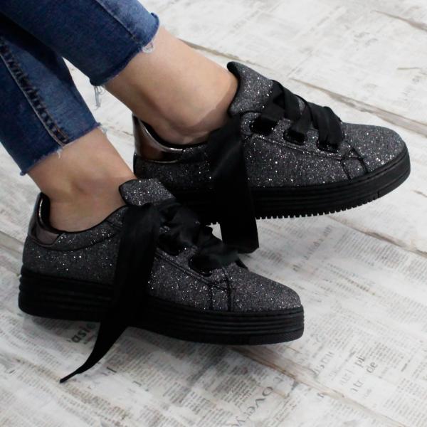 Adidasi Mix Feel Blackie 0