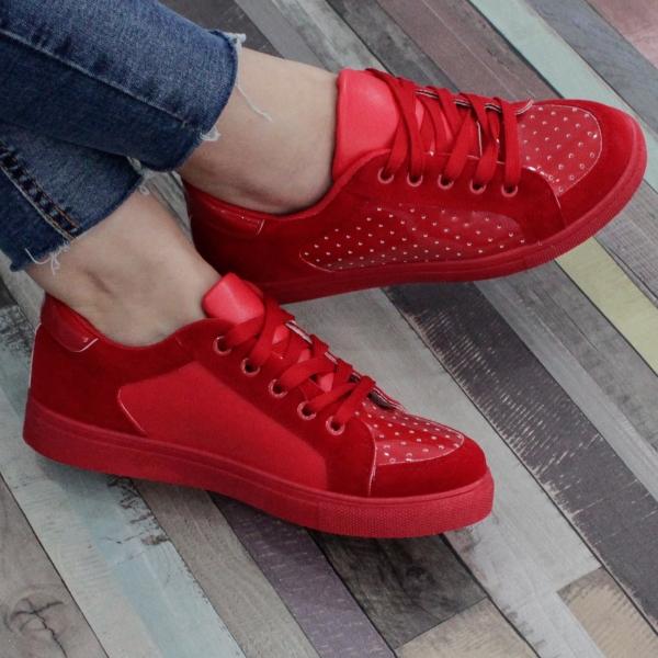 Adidasi Aviana Red 0