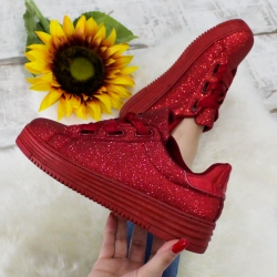 Adidasi Mix Feel Red