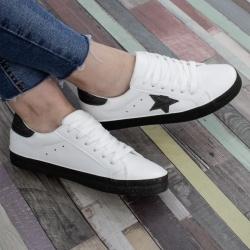 Adidasi Macy White