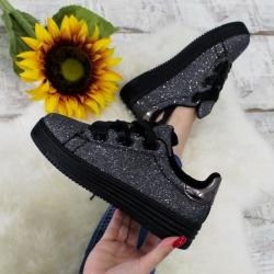 Adidasi Mix Feel Blackie1