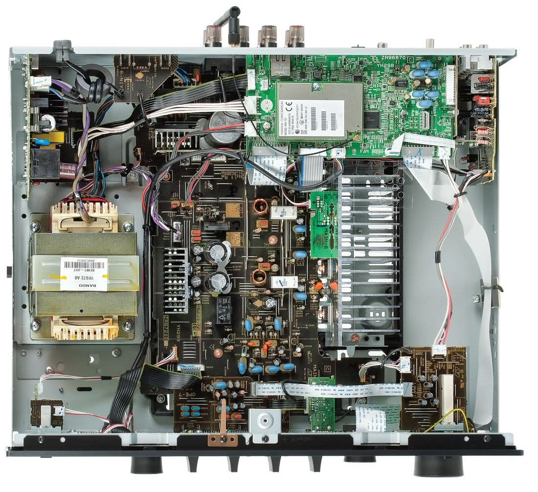 Amplificator Yamaha R N602
