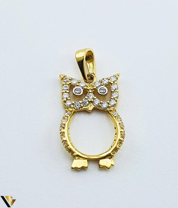 Pandantiv Aur 14k, 1.15 grame (IS) [0]
