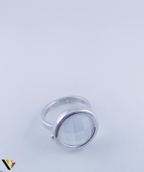 Inel Argint 925, 7.40 grame (R) 1