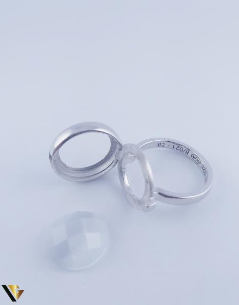 Inel Argint 925, 7.40 grame (R) 3