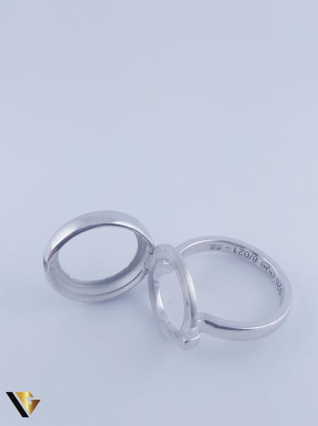 Inel Argint 925, 7.40 grame (R) 4