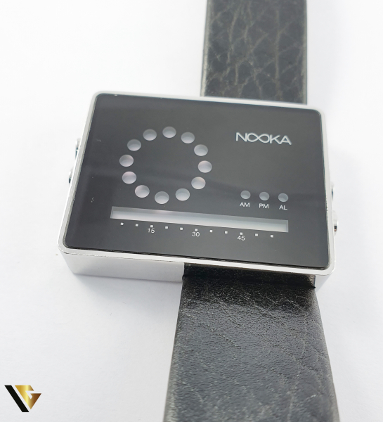 NOOKA Quartz Digital Display (R) 1