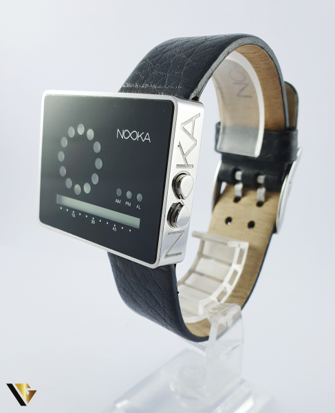 NOOKA Quartz Digital Display (R) 0