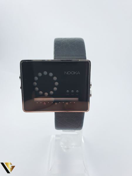 NOOKA Quartz Digital Display (R) 4