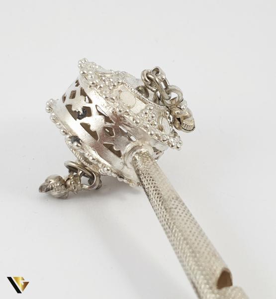 Jucarie bebelus, din Argint 800, 18.83 grame 1