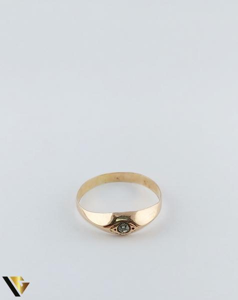 Inel pentru copii Aur 18k,  0.58 grame 1