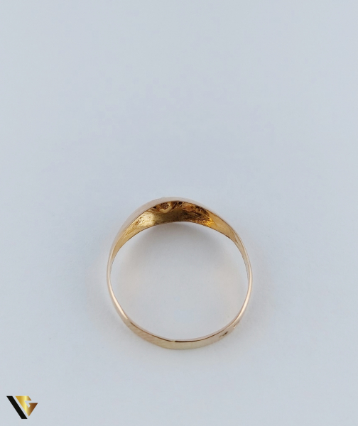 Inel pentru copii Aur 18k,  0.58 grame 2
