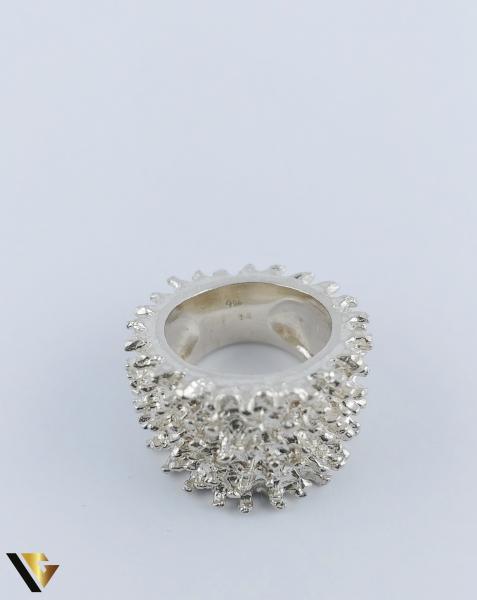 Inel Argint 925, 22.95 grame (R) 1