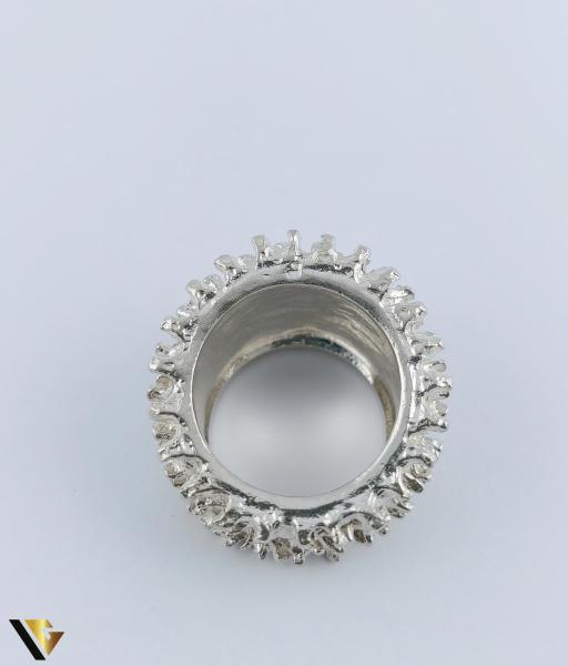 Inel Argint 925, 22.95 grame (R) 2