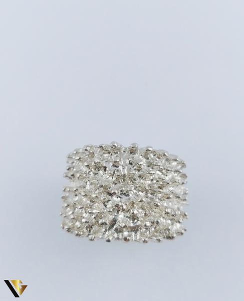 Inel Argint 925, 22.95 grame (R) 3