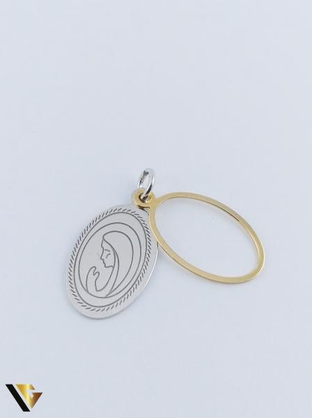 Pandantiv Argint 925, Ave Maria, 1.04 grame (R) 1