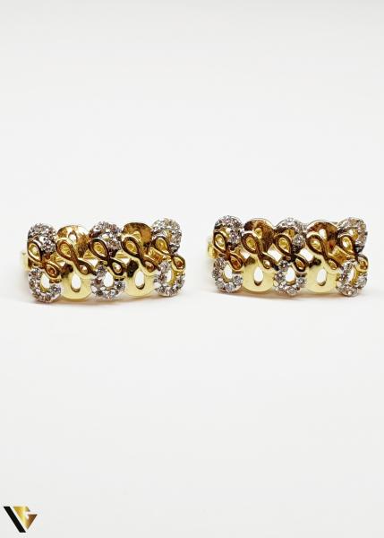 Cercei aur 14K ,3.64 grame 1