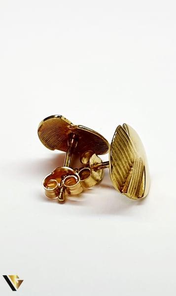 Cercei aur 18K ,2.00 grame 2