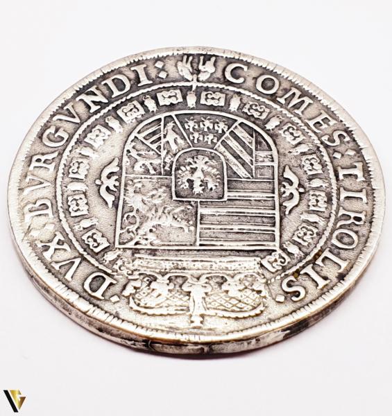 1 Thaler 1632 - Leopold Hall , Argint  , 22.21 grame 1
