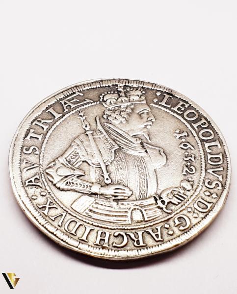 1 Thaler 1632 - Leopold Hall , Argint  , 22.21 grame 0