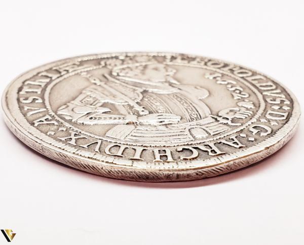 1 Thaler 1632 - Leopold Hall , Argint  , 22.21 grame 2