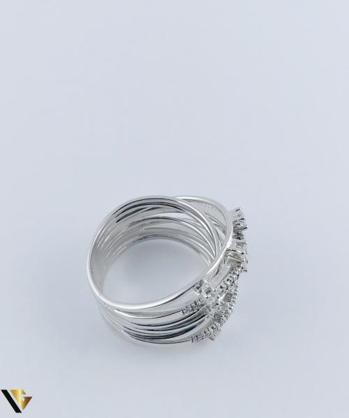 Inel Aur 18k, Diamante cca. 0.45 ct in total, 10.80 grame 3