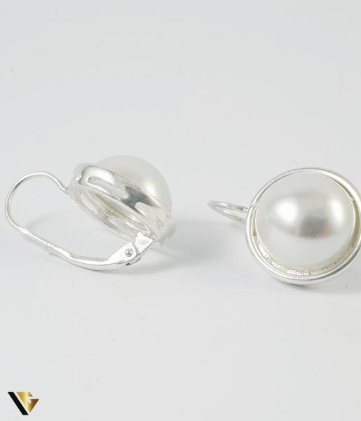 Cercei Argint 925, 6.80 grame 2