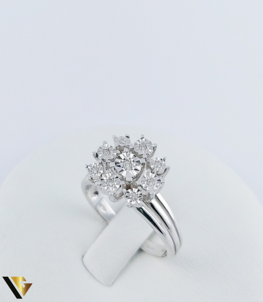Inel Aur 18k, Diamante, 4.14 grame (TG) 2