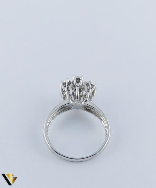 Inel Aur 18k, Diamante, 4.14 grame (TG) 3